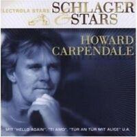 """HOWARD CARPENDALE """"SCHLAGER & STARS"""" CD NEUWARE"""