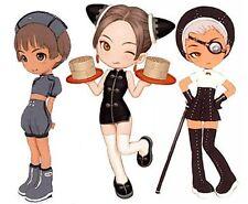 Pinky Street Range Murata NAZUNA CAINE MAYURA Vinyl Toy Figure Set Lot 3pc Anime