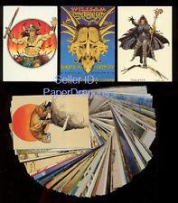 WILLIAM STOUT - Series 1 - 90 Card Fantasy Art Set - Comic Images