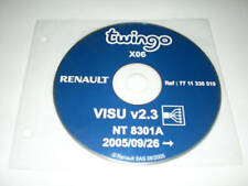 Schematics On CD Renault Twingo - Stand 09/2005