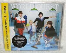 News WORLD QUEST /Pokopon Pekorya 2012 Taiwan CD only w/bonus trk「Hello」