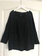 Maison Scotch Shirt Black Batik Gr. 2/38 NP40€
