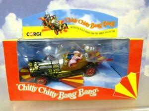 SUPERB CORGI CLASSICS 1/45 DIECAST CHITTY-CHITTY-BANG-BANG POP-OUT WINGS CC03502