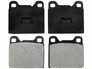 For 1973-1974 Audi Fox Brake Pad Set Front Raybestos 61688PG