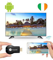 ANYCAST M9 TV WIFI Dongle HDMI Android ios Smartphones Chromecast Pantalla