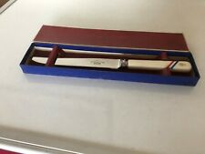 ORIGINAL BOXED FRUIT KNIFE FROM THE 1953 CORONATION OF ELZABETH II 10.5""