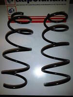 VAUXHALL CORSA D 1.0 1.2 1.4 PETROL 2007-2014 2x NEW FRONT COIL SPRING SPRINGS