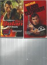 DON PENDLETON - MACK BOLAN - A LOT OF 2 BOOKS