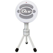 BLUE MICROPHONES Snowball iCE Versatile USB Microphone - White