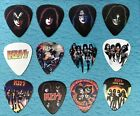 KISS - Guitar Picks - Set of 12