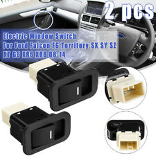 2x Single Window Switch Illumination For Ford Falcon FG Territory SX SY XT 08-14