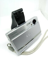 Sony DSC-T9 CyberShot 6.0 MP MegaPixel Digital Camera - Silver - DSCT9 DSCT9S