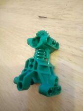 LEGO BIONICLE - Body Trunk Gearbox. Green x 1 (32489)