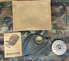 More details for ww2 german civilian gas mask 1938