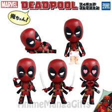 Deadpool Orechan Edition Figure Collection (COMPLETE 5 PCS) TAKARA TOMY ARTS JP