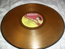 "METALLICA -GOLD CREEPING DEATH- AWESOME MEGA RARE LTD EDITION GOLD VINYL 12"" EP"