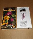 Barney - Barney's Camp WannaRunnaRound (VHS, 1997) Barney the Dinosaur