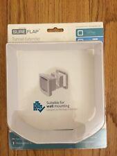 Sureflap Tunnel Extender for Microchip Cat Flap, Extends Cat Pet Door New In Box