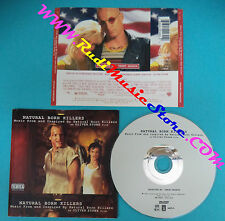 CD Music From And Inspired By Natural Born Killers,An Oliver Stone Film(OST1)