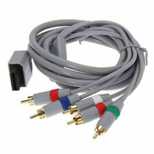 High Quality Gold Plated HD Component AV TV Video Cable for Nintendo Wii/ Wii