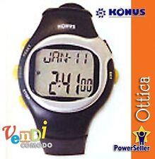 Orologio Kardio-5 Konus pulsimetro cronografo calorie pulsazioni