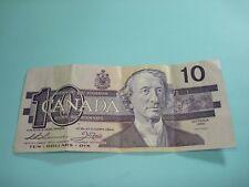 1989 - Canada $10 bill - Canadian ten dollar note - ATH5438081