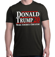 Donald Trump '20 Make America Greater! T-Shirt MAGA For President 2020 Political