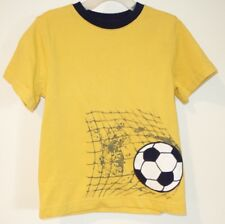 New Gymboree Everyday Favorites Soccer Shirt Boy's Size 4