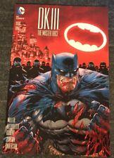 Batman Dark Knight III 3 Master Race #1 Hastings Variant Kirkham Color