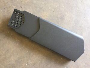 Manthorpe Dry Verge Tile - Left Hand - Slate Grey