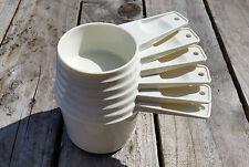 Vintage Tupperware Measuring Cup Set