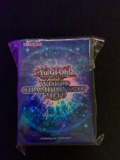 Yu-Gi-Oh • TCG • 100 World Championship 2019 Sleeves