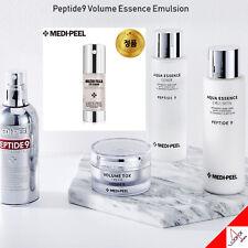 Medi-Peel Peptide9 Toner,Emulsion,Volume Essence,Tox Cream,Eye Serum,Full Set