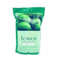 Huini Peel Off Refreshing Oil Control Acne Remove Lemon Elastic Soft Mask Powder