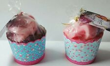 Wax Melt Cupcake Cup Shabby Chic Soy Wax Tart