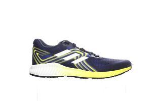 Adidas Mens Aerobounce 2 Blue Running Shoes Size 11.5 (1845804)