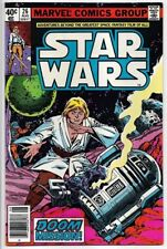 STAR WARS MARVEL COMIC # 26 VF vintage original 1979 with upc gradable book