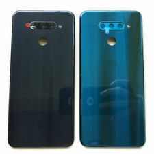 For LG Q60 Plastic Rear Housing Battery Cover Case Back Door Replacement