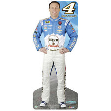KEVIN HARVICK #4 NASCAR Auto Racing CARDBOARD CUTOUT Standup Standee Poster F/S