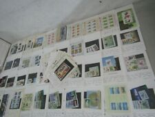 Nystamps Korea many mint NH stamp & souvenir sheet collection