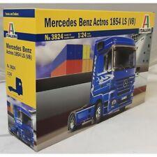 Italeri 1:24 3824 MERCEDES-BENZ ACTROS 2003 Model Truck Kit