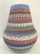 More details for native american pot artist leona woods with certificate