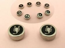 Unbranded Stainless Steel Magnetic Fashion Earrings