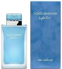 Treehouse: Dolce & Gabbana D&G Light Blue Eau Intense EDP Perfume Women 100ML