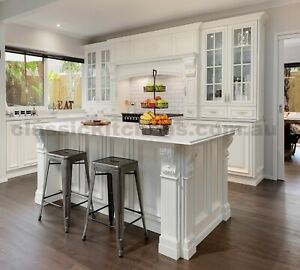 Provincial style Kitchen - Traditional French Federation style complete kitchen