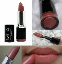 Makeup Academy Lipstick Light Red Mauve Natural Shade 11 MUA Lips