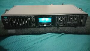 Sansui RG-710 Graphic equalizerConsolette With Reverb and Multidimension