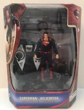 World Tech Toys Superman DC Comic 2 Channel Infrared Remote Control Helicopter