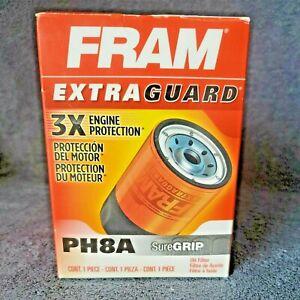 PH8A Fram Oil Filter New for Ram Truck Wm300 275 Bronco Country Courier Custom