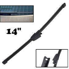 "14"" Rear Window Windscreen Wiper Blade Fit For VW Touareg MK1 Seat Ibiza MK4 12-"